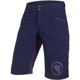 Endura SingleTrack II Shorts Hombre, marine blue